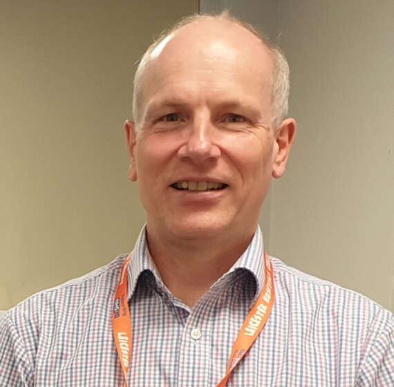 Mr Tim Hartshorne