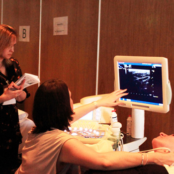 Wessex Diagnostic provide accredited ultrasound training courses